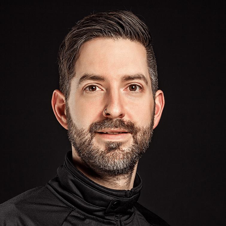 Jens Schumacher Portrait