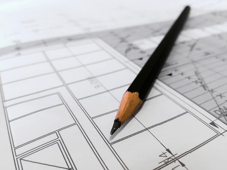 Praxisplanung Grundriss