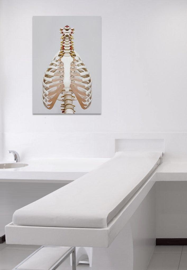 Praxiseinrichtung Physiotherapie Behandlungsraum